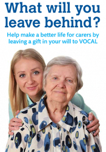 Leave a gift to VOCAL in your will