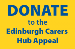 Donate to the Edinburgh Carers' Hub appeal