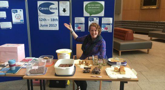 Carers Week Bake Sale