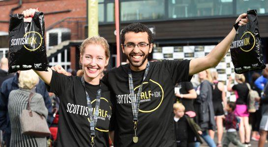 Scottish Half Marathon & 10K