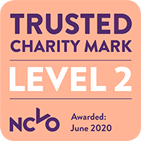 NCVO Trusted Charity Level 2